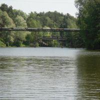 Вид на мост, Вербовский