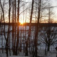 закат, Вербовский