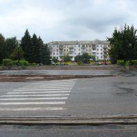 Площадь, Вербовский