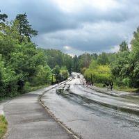 На мосту, Вербовский