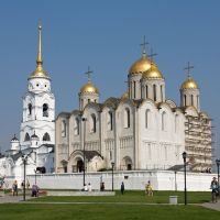 Uspensky Cathedral / Vladimir, Russia, Владимир