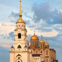 Успенский собор с колокольней, Владимир