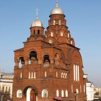 Церковь Живоначальной Троицы, Владимир