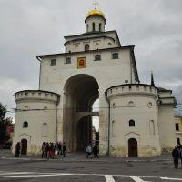Golden Gates of Vladimir, Владимир