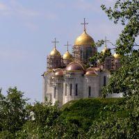 Успенский собор (XII в.) ЮНЕСКО, Владимир