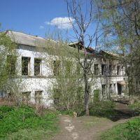 руины садика, Вязники