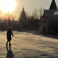 мороз, Вязники