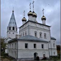 Благовещенский монастырь, Вязники