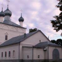 Троицкая церковь в Вязниках, Вязники