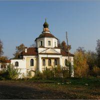 Церковь Всех Святых, Вязники