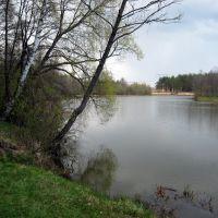 Река Киржач, Городищи