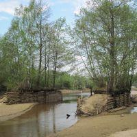 Засуха на Киржаче, Городищи