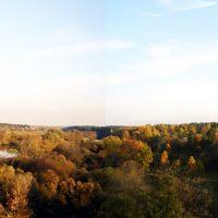 Осень, Городищи