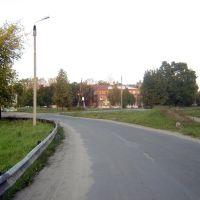 Дорога на пгт. Городищи, Городищи