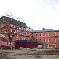 Фабричный корпус, Городищи