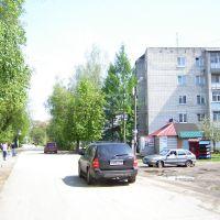 ул. Советская, Городищи