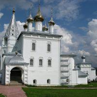 Gorokhovetz. Nikolskyi Monastery, Гороховец