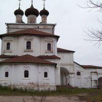 Храм в Гороховце/Temple Gorokhovets, Гороховец
