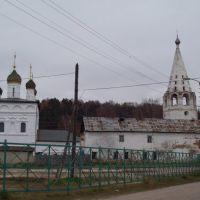 Сретенский мужской монастырь в Гороховце/Sretensky Monastery in Gorokhovets, Гороховец