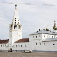 Сретенский монастырь - г.Гороховец (2009.09.13), Гороховец