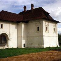 Дом Опарина и Благовещенский Собор, Гороховец