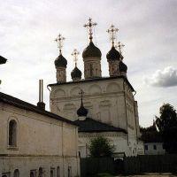 Сретенский монастырь, Гороховец