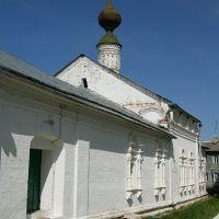церковь Иоанна Предтечи, Гороховец