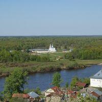 Знаменский монастырь, Гороховец