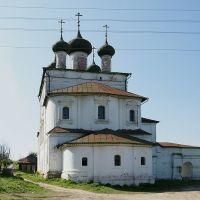 Воскресенская церковь, Гороховец