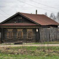 трасса М-7. Старинный город  Гороховец, Гороховец