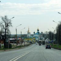 Гороховец. Церковь Казанской иконы Божией Матери, Гороховец