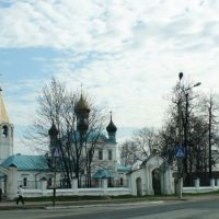 Церковь Казанской иконы Божией Матери, Гороховец