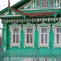 Очень красивый дом, Гороховец