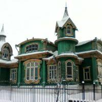 Дом Шорина,начало 20 века. Гороховец.Владимирская обл., Гороховец