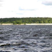 Вид на пляж, Гусь Хрустальный