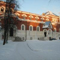 Музей, Гусь Хрустальный
