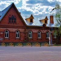 Как красиво строили на Руси!.., Гусь Хрустальный