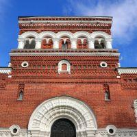Гусь-Хрустальный, Собор Святого Георгия, фрагмент, Гусь Хрустальный
