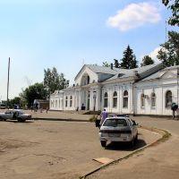 Ж/Д  вокзал, Гусь Хрустальный