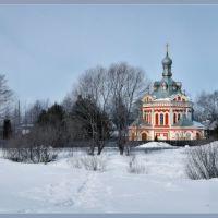 Церковь-часовня святой великомученицы Варвары, Гусь Хрустальный