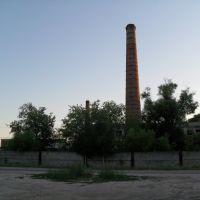 труба заводу, Золотково