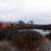 Город Рошаль в Апреле, Иванищи