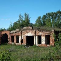 Заброшенный крахмальный завод, Иванищи