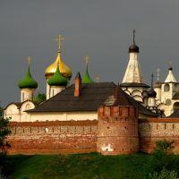 Suzdal. Spaso-Yefimiev monastery, Иванищи