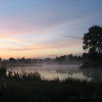 Sunrise. (Рассвет), Иванищи