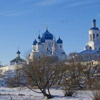 монастырь в с. Боголюбово, Иванищи
