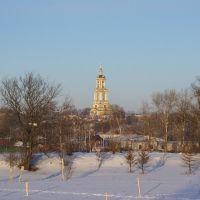 Суздаль. Колокольня Ризоположенского монастыря, Иванищи