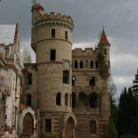Средневековый зАмок в Муромцево, Иванищи