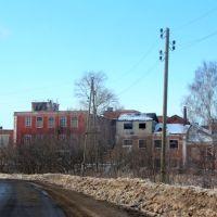 Фабрика, Камешково