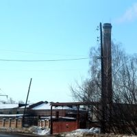 Труба, Камешково